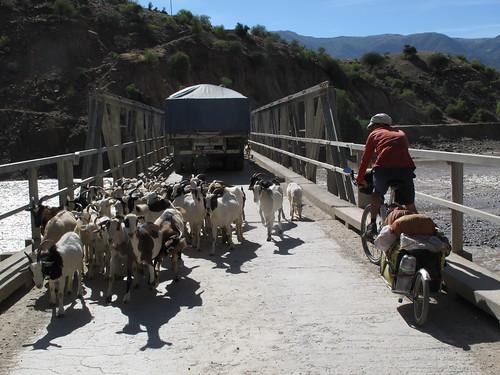 Sur la route de Cochabamba