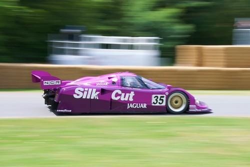 Jaguar at Le Mans?