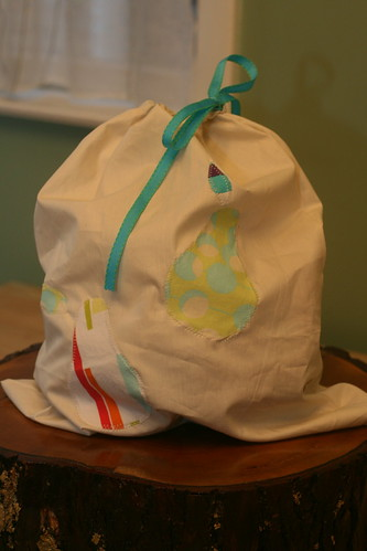 Easy Eco-Friendly Drawstring Produce Bag