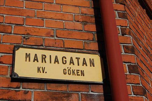 Mariagatan