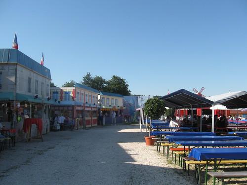 Das französische Dorf in Ulm 2009