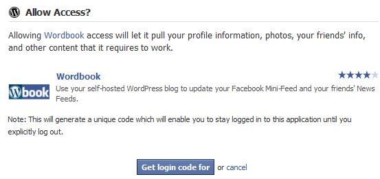wordbook access