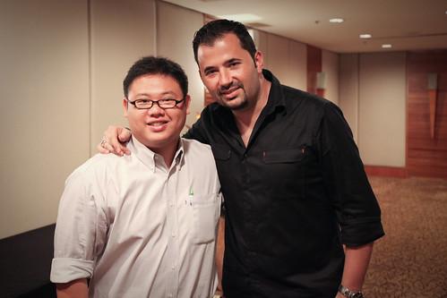 Jerry Ghionis Seminar- Kuala Lumpur