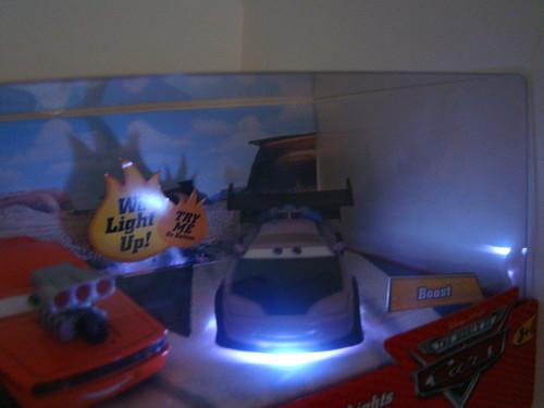 Disney Store CARS Light ups (4)