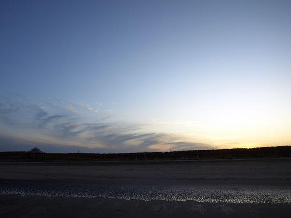 秋の三沢ビードルビーチ 3