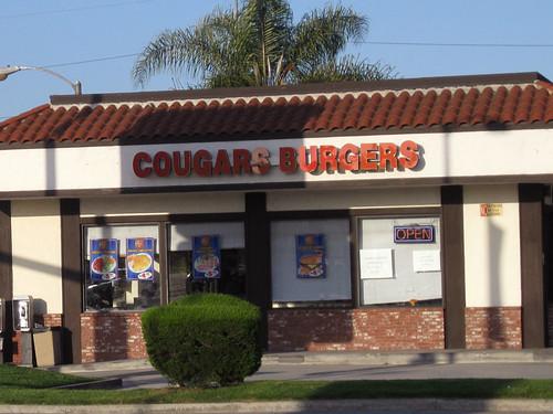 Cougar Burger