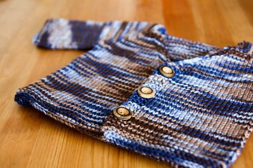 Sebastian's Sweater