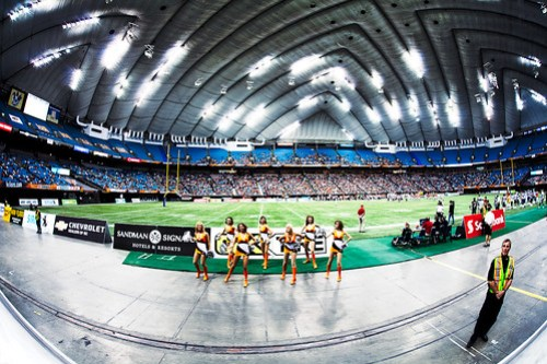 Felions at BC Place