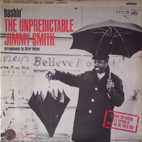 Unpredictable Jimmy Smith