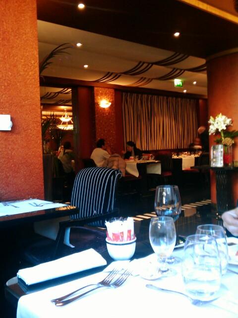Restaurant Le Safran Port Crouesty