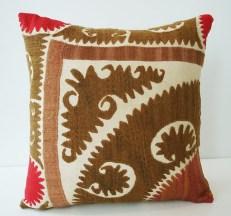 vintage suzani pillow cover 2 sukan