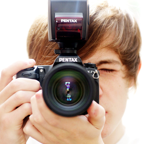 Pentax K-7 and me