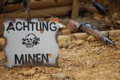 Minefield Warning + Kar98k