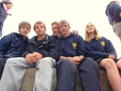 Sam, Danny, Rheannon, Rich & Aly X