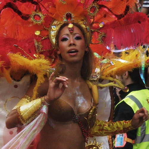 8: Notting Hill Carnival 2009