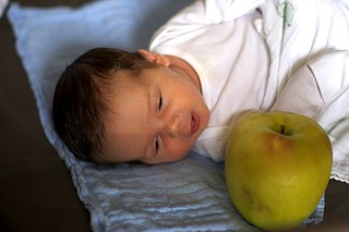 jacob and the giant apple, 4