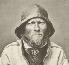 Coastal Sami Man Ivar Samuelsen Norway by Rola...