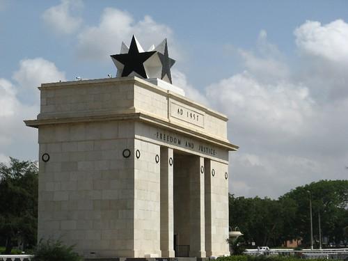 Accra Monument