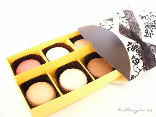 Black/White Gift Box II