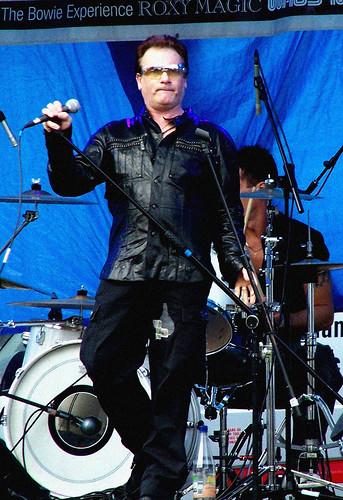 Bono From U2II Stand
