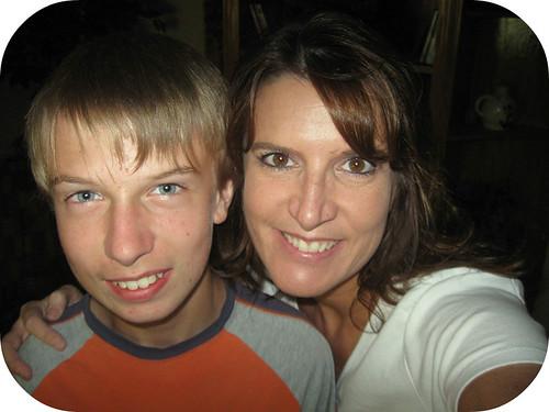 Me and B - 9/09