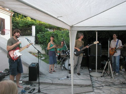 The Faculty Band