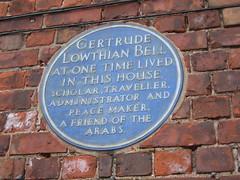 Red Barns, Redcar, Gertrude Bell