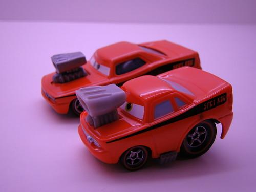 CARS Snot Rod Bros