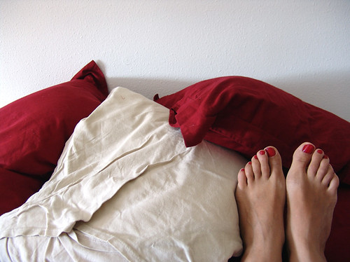 pés de verão by you.