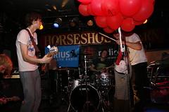 DD/MM/YYYY @ The Legendary Horseshoe Tavern