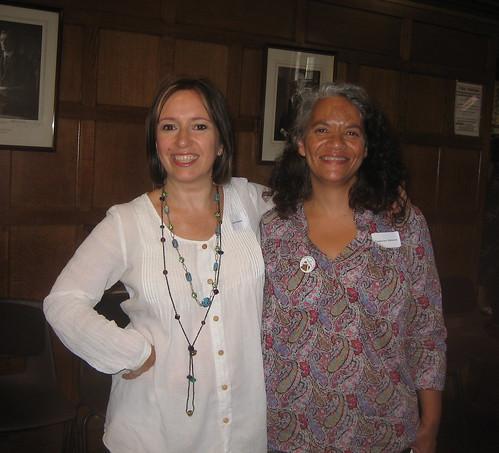 Fiona Dunbar and Catherine Johnson
