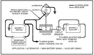 battery isolator questions for a trailer | IH8MUD Forum