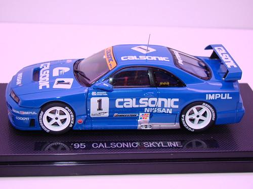 Ebbro 95 Skyline R34 GT-R