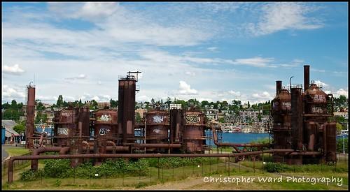 Gasworks Boilers