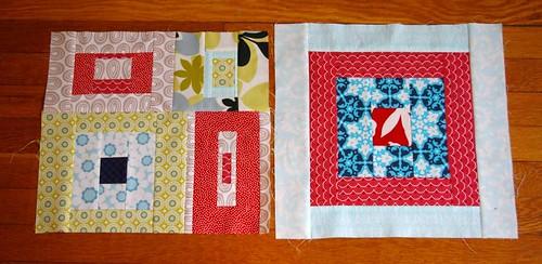 12 Squared - blocks for Sarah
