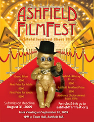 September 26th, 2009: Ashfield FilmFest