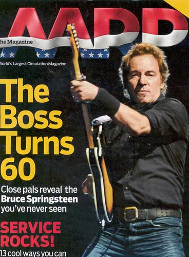 Bruce Springsteen en AARP