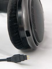 Câble de Sennheiser HD650