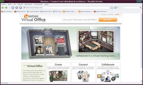 espacio colaborativo de trabajo online
