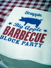 Big Apple Barbecue Block Party