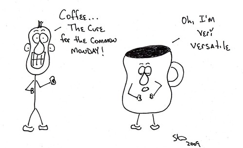 coffe is the cure