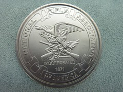 NRA Commemorative Coin