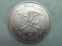 NRA Commemorative Coin