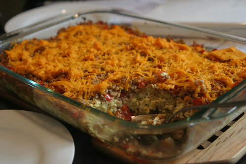 Breakfast casserole for #tofutuesday