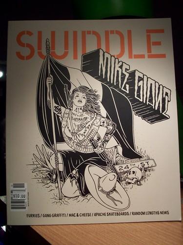 swindle mike giant