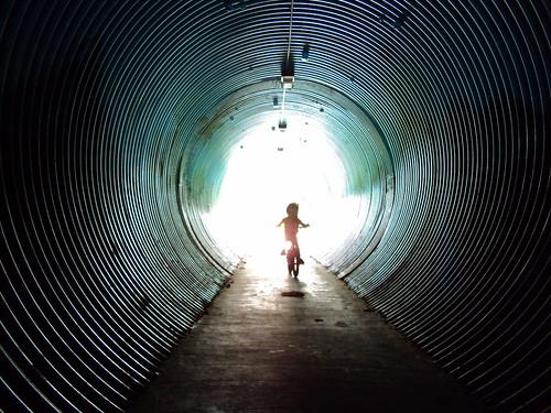 Unsworth Tunnel Vision