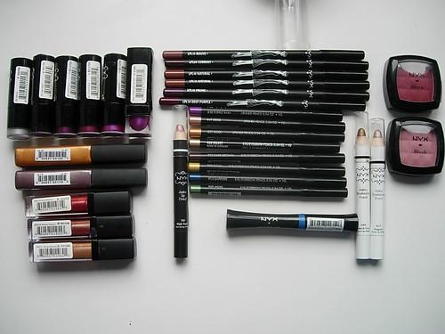 makeup cosmetics nyx