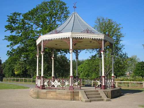Middlesbrough, South Bandstand, Albert Park