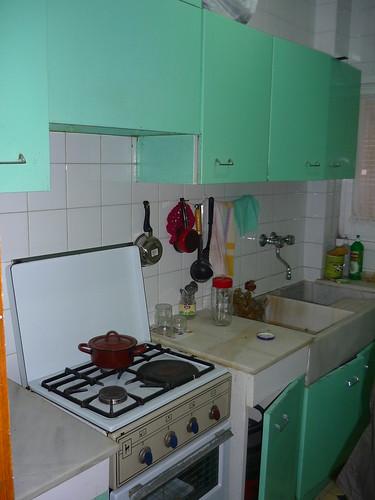 An old Spanish kitchen