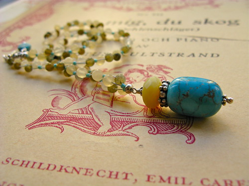 Bahia necklace